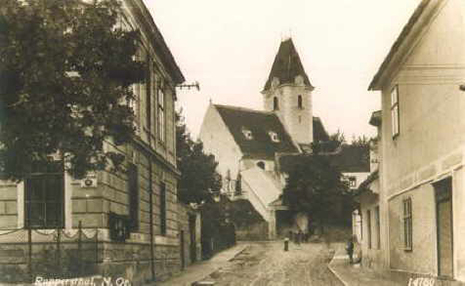 Ruppersthal in the old days